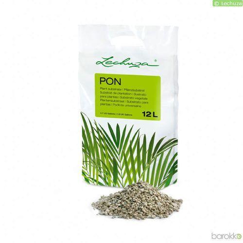 Lechuza Granulat do roślin pon, 12.00 litrów - 12 litrów (4008789197917)