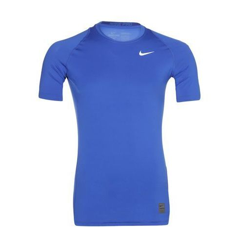 Nike Performance PRO DRY Podkoszulki game royal/deep royal blue/white, kolor niebieski