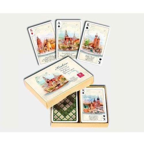 Karty Kraków Akwarele 2 x 55 listków - DARMOWA DOSTAWA OD 199 ZŁ!!!, AM_5901911001566