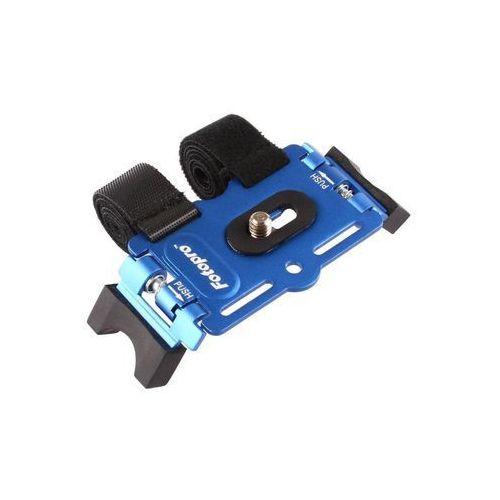 Fotopro Mini statyw active mount am-801 niebieski - uchwyt na rower