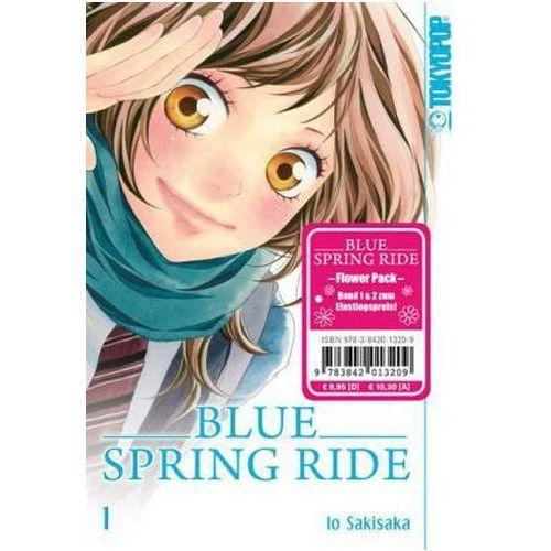 Blue Spring Ride Flower Pack, 2 Bde.