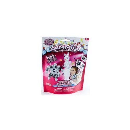 Gemmies zestaw tematyczny błyszczące pupile 150 koralików marki Tm-toys