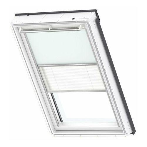 Roleta na okno dachowe VELUX zaciemniająco-plisowana Premium DFD PK06 94x118