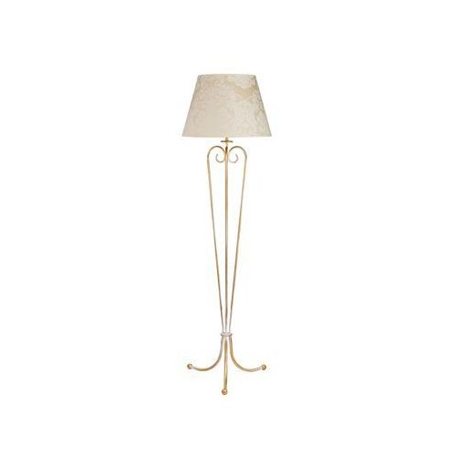 Lampa podłogowa sofia 1 x 60 w e27 kremowa marki Jupiter