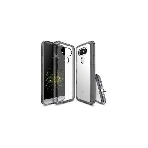 Etui Rearth Ringke Fusion LG G5 Smoke Black - Czarny - produkt z kategorii- Futerały i pokrowce do telefonów