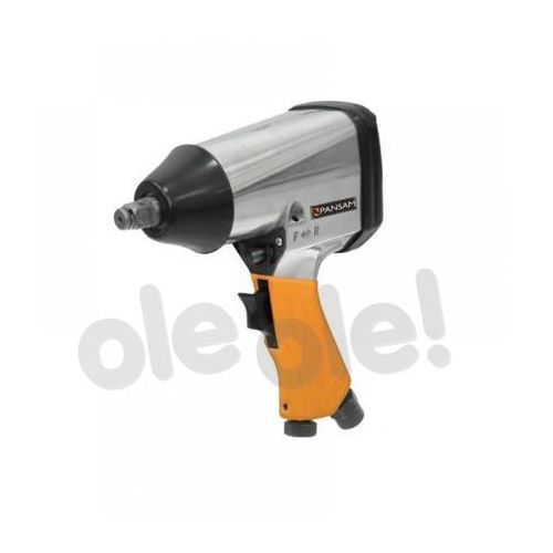Dedra Klucz udarowy 1/2'' 310nm + 10 nasadek (9-27mm) w walizce