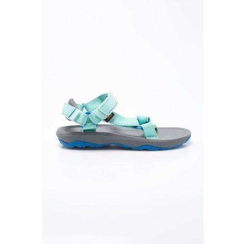 - sandały hurricane marki Teva