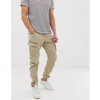 cargo trousers - beige, Jack & jones, XS-XL