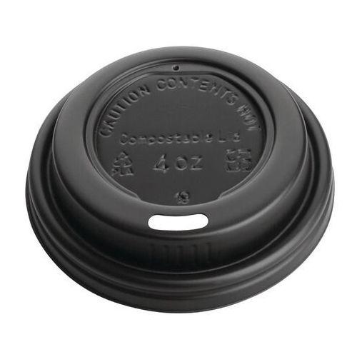 Kompostowalne pokrywki do kubków na espresso 113ml / 4 oz Fiesta Green