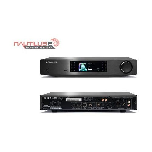 Cambridge audio cxn v2 czarny - dostawa 0zł! - raty 30x0% lub rabat!