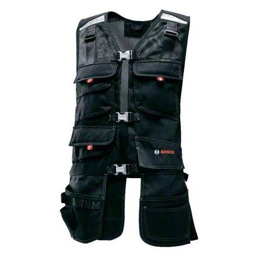 Kamizelka Bosch 0618800101 Rozmiar ubrania=L czarny - produkt z kategorii- Robocze kurtki i kamizelki