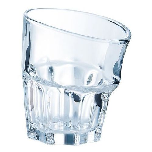 szklanka niska arcoroc linia pop corn (h)84 270 ml (6 sztuk) - kod product id marki Hendi