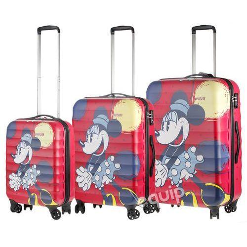 Zestaw walizek American Tourister Palm Valley Disney - minnie