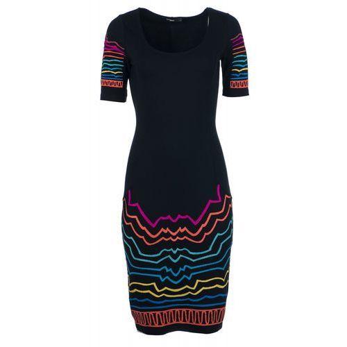 827ded0779 Desigual sukienka damska Gratia M czarny