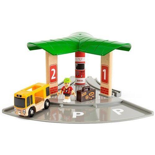 BRIO® WORLD Stacja autobusowa i kolejowa (7312350334272)