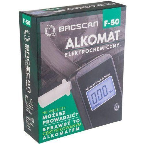 Alkomat dla wymagających BACscan® F-50