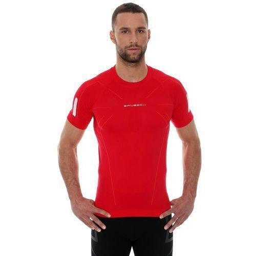 Brubeck ATHLETIC SS11090 - męska koszulka termoaktywna (czerwony)