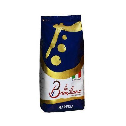 Kawa ziarnista La Brasiliana Marfisa 1kg. Najniższe ceny, najlepsze promocje w sklepach, opinie.