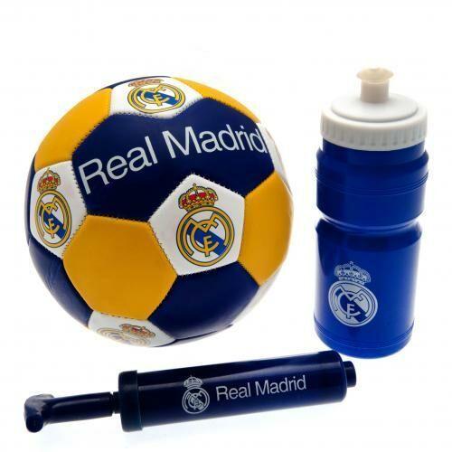 Zestaw piłkarski Real Madryt