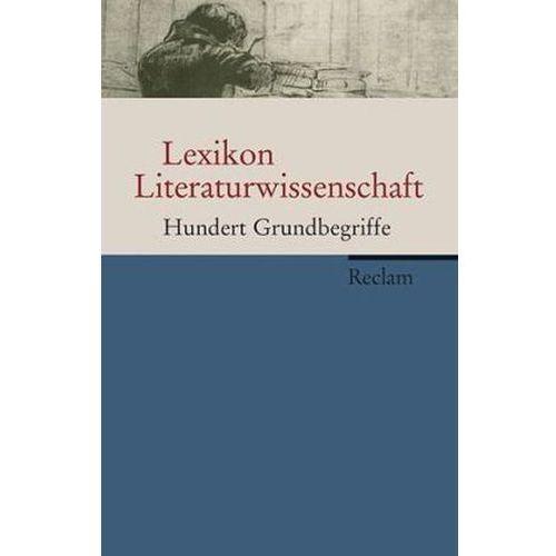 Lexikon Literaturwissenschaft