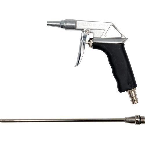 Yato Pistolet do przedmuchiwania z przedłużką yt-2373 2 końcówki
