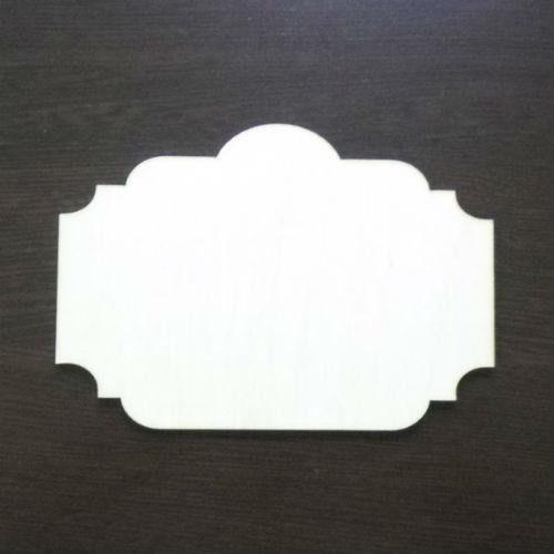 Drewniana tabliczka do decoupage - 14x10 cm - 04 marki Eko deco