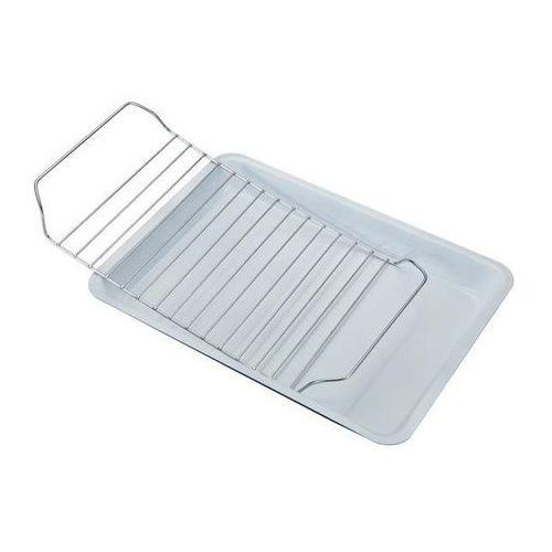 F.forma ceramiczna do pieczenia z rusztem 34,5x24,5x3,7cm marki Tadar
