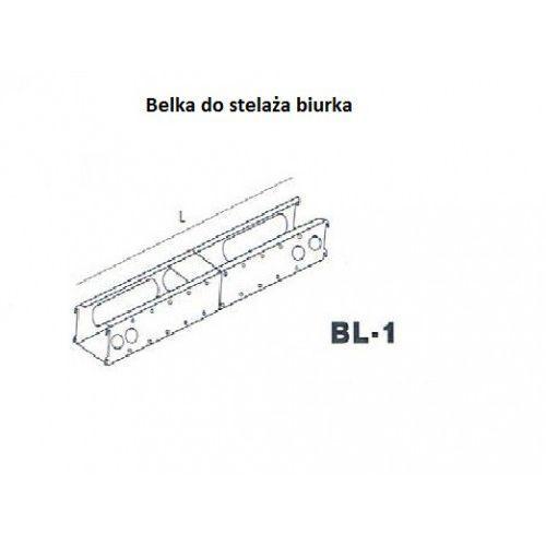Wuteh s.a. Belka konstrukcyjna bl-1 do stelaża biurka