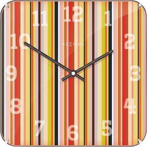 Nextime - zegar ścienny smithy dome square