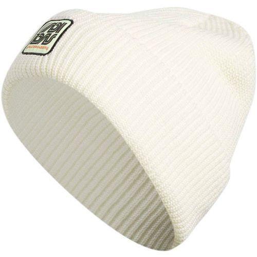czapka zimowa ADIDAS - Joe Logo Beanie Cream White (CREAM WHITE) rozmiar: OSFM, kolor biały