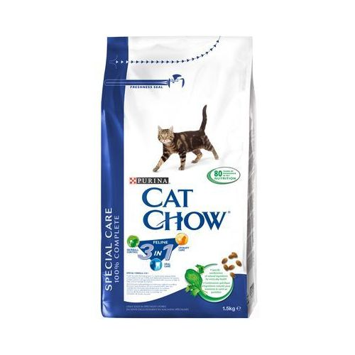 PURINA CAT CHOW Special Care 3in1 400g, MS_6900