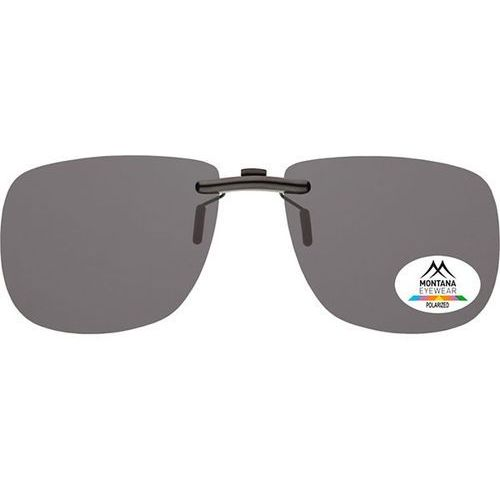 Montana collection by sbg Okulary słoneczne c2 clip on polarized no colorcode