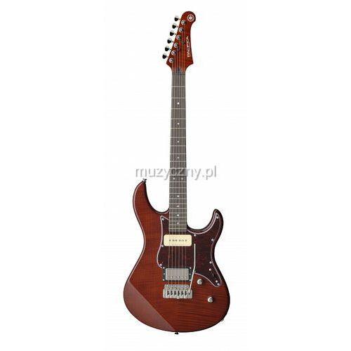 Yamaha  pacifica 611 vfm rtb gitara elektryczna