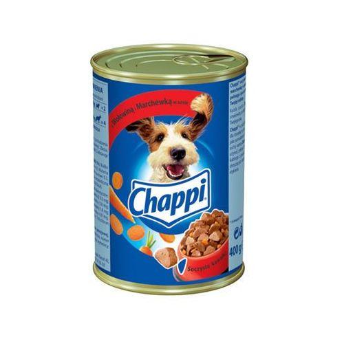 z wołowiną 24x400g marki Chappi