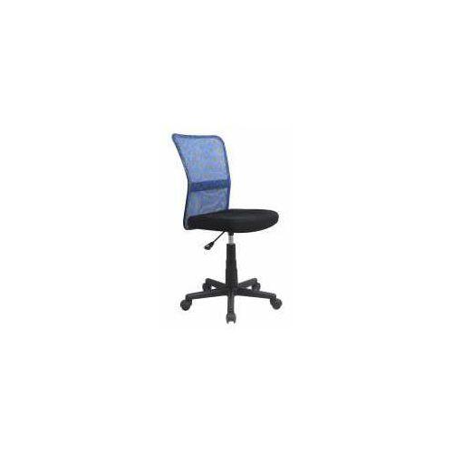 Fotel dingo niebiesko-czarny - zadzwoń i złap rabat do -10%! telefon: 601-892-200 marki Halmar