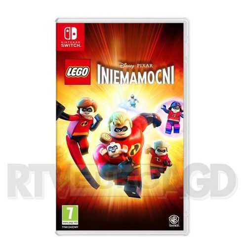 Lego iniemamocni pl switch marki Wb games