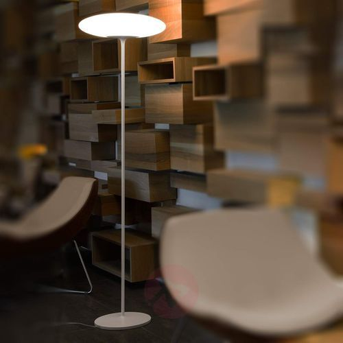 Linea light Nowoczesna lampa stojąca led squash
