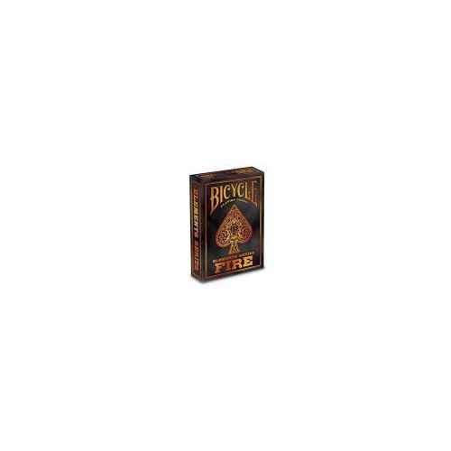 United states playing card company Karty fire deck bicycle