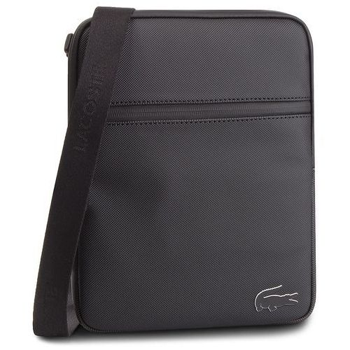 Saszetka LACOSTE - M Flat Crossover Bag NH2716PO Black 000