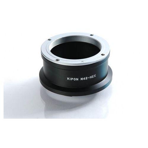 adapter sony e body m42 - sony e marki Kipon