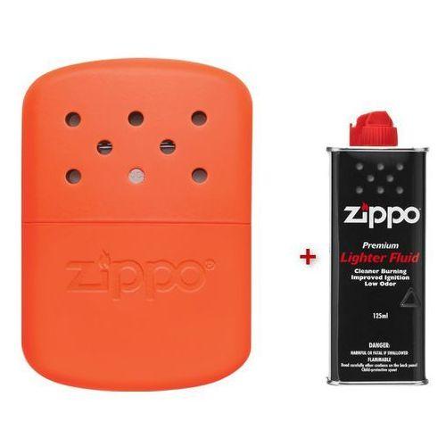 Zippo Ogrzewacz do rąk zippo 12h pomarańczowy + benzyna