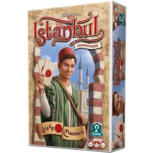 Portal games Istanbul listy i pieczęcie
