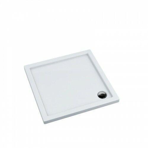ALTERNA Brodzik kwadratowy 90x90x5,5, akrylowy 952596, 952596