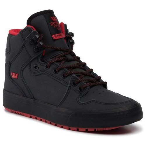 Sneakersy SUPRA - Vaider Cw 08043-008-M Black, kolor czarny