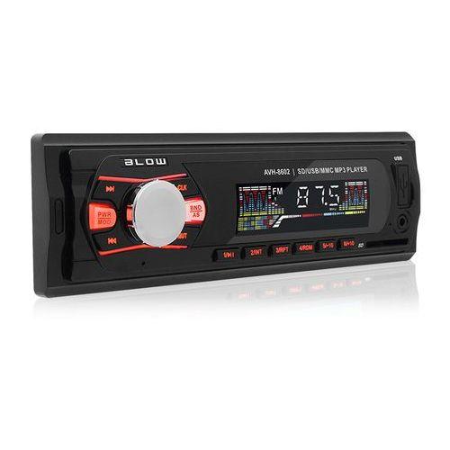 Blow Radioodtwarzacz avh-8602 mp3/usb/sd/mmc
