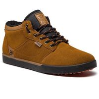 Sneakersy - jefferson mtw 4101000483 brown/black 201, Etnies, 45-46