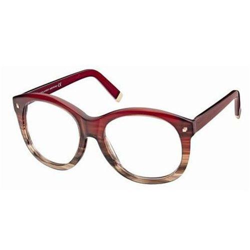 Okulary korekcyjne dq5047 068 marki Dsquared2