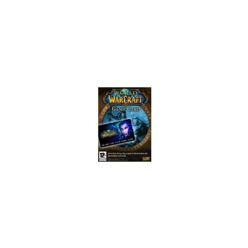 Blizzard entertainment Karta prepaid 60dni do world of warcraft pc