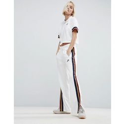retro trimmed track pants in white - white marki Nike