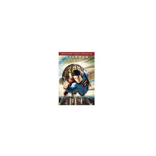 Superman: powrót (2 dvd) - Dostawa Gratis, szczegóły zobacz w sklepie